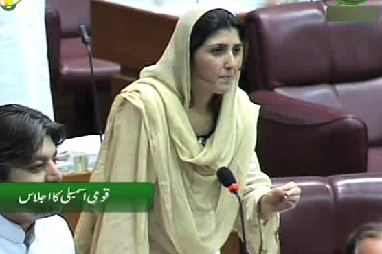 Gulalai seeks security after threats
