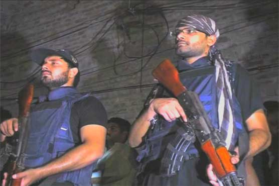 Lahore: 4 terrorists killed in encounter with CTD