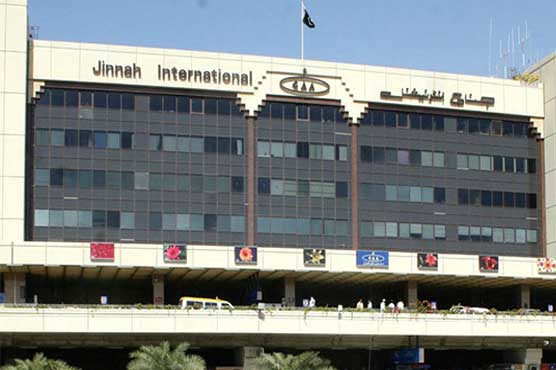 Lower staff involved in mobile phone smuggling at Karachi airport