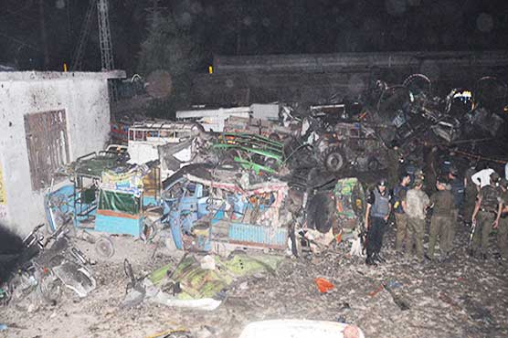 Saggian blast: Policemen deployed at checkpoints to be interrogated