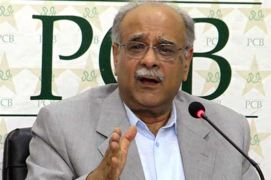 Najam Sethi takes over from Shahryar Khan as PCB Chairman