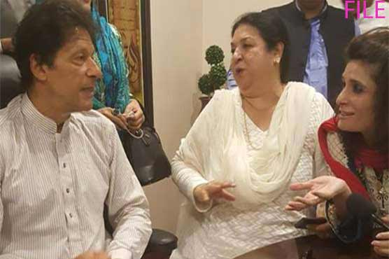 Sharif's wife files nomination to contest his seat