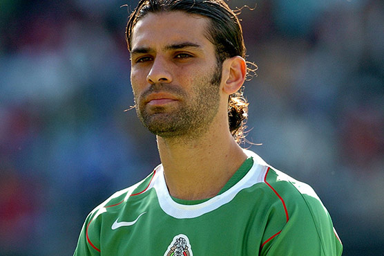 Mexico Soccer Legend Rafael Marquez Is Accused Of Ties To Drug Kingpin