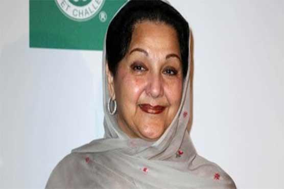 Kulsoom Nawaz ready to contest NA-120 by-election: family sources