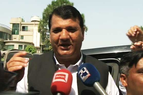 Those who see no people in PML-N rally should get eye treatment: Muqam