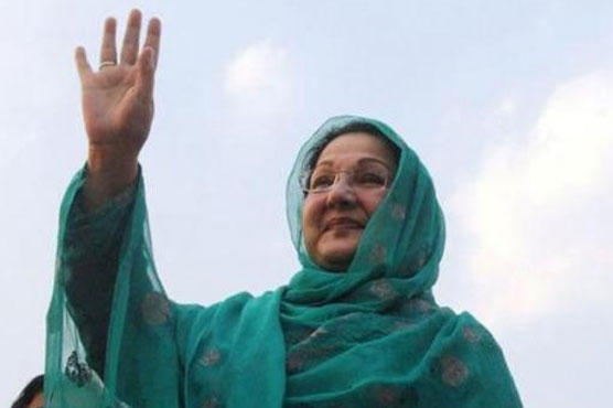 NA-120 by-election: Kulsoom Nawaz likely to submit nomination papers today