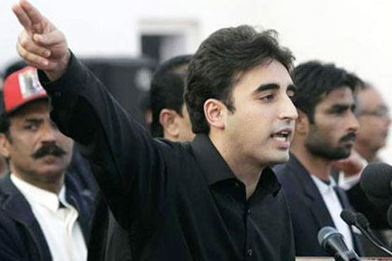 The only threat to democracy is Nawaz Sharif himself: Bilawal Bhutto
