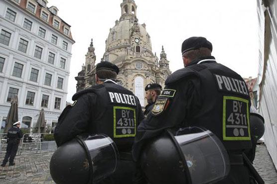Drunken American probed for Nazi salute in Germany, police say
