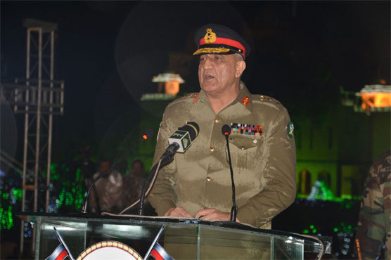 Terrorists to be flushed out from Pakistan: Army Chief
