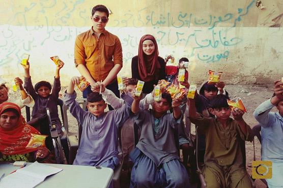 young heroes meet the teenagers running street schools in karachi