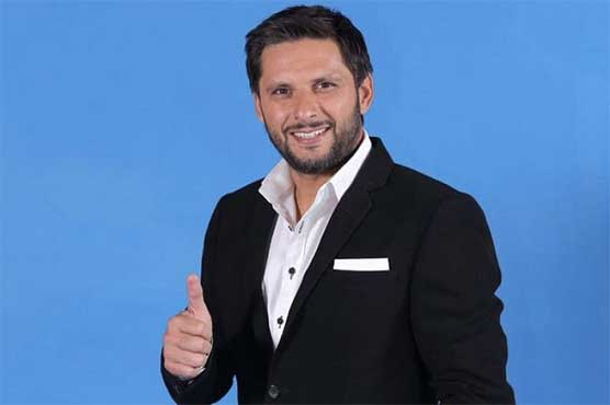 Shahid Afridi wishes Independence Day to India