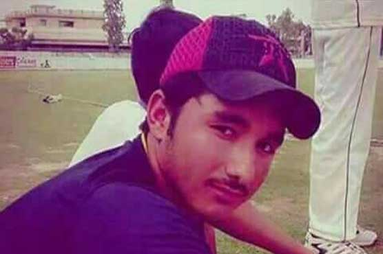 Hit by cricket ball, now dies Pakistani batsman
