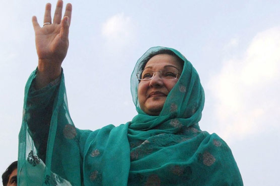 Pak EC's nod for nomination of Sharif wife's challenged