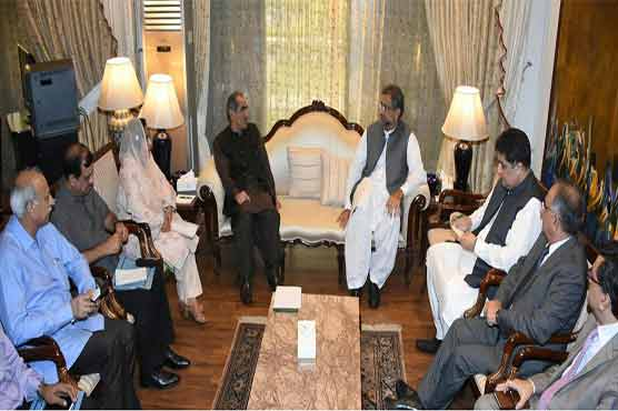 Will continue Nawaz's projects for Balochistan: PM