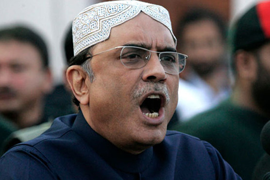 Never supported Nawaz, we saved democracy: Asif Zardari