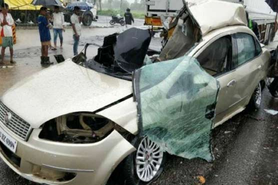 Two TV actors among three killed in accident