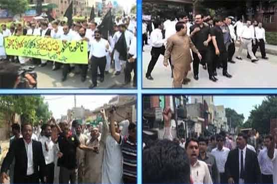 Bar councils in Punjab, Sindh and KP call strike on August 22