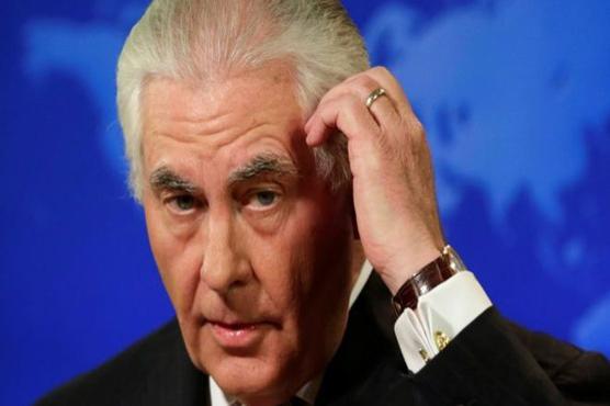 United States envoy briefs Pak FM on Trump's statement