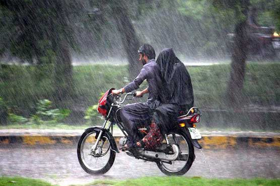 Heavy monsoon rain in Rawalpindi, Islamabad and adjoining areas