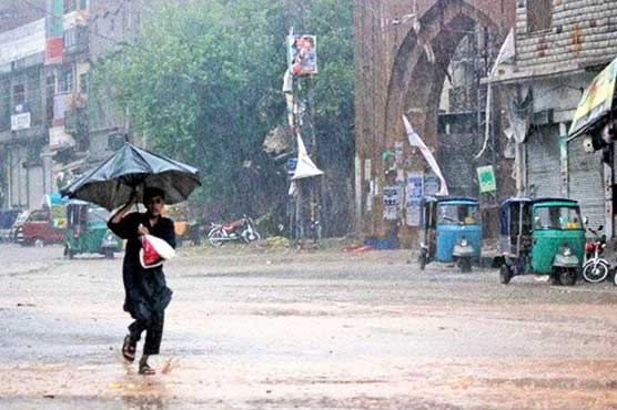 Blistering heat subsides as heavy rain lashes parts of country
