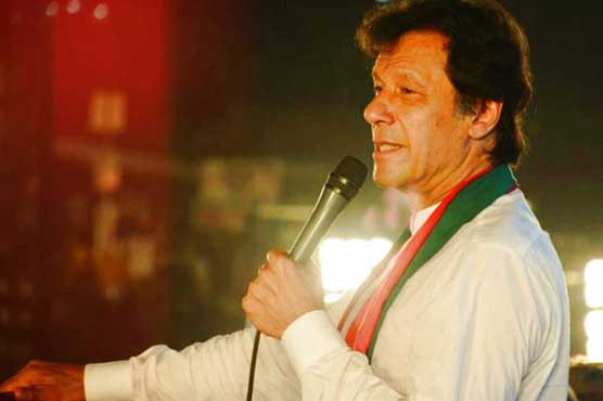 Imran calls for special Parliament session over Trump's remarks on Pak