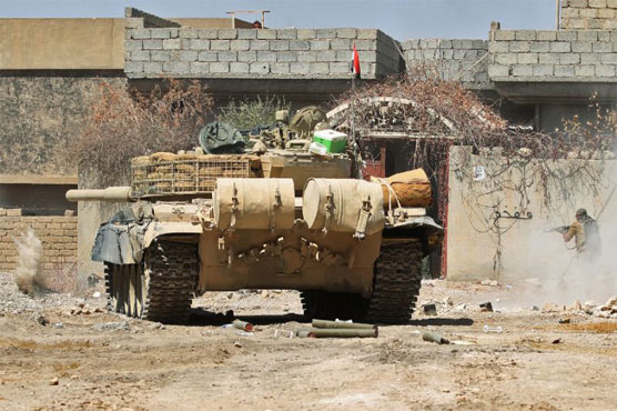 Iraqi forces zero in on IS-held citadel of Tal Afar