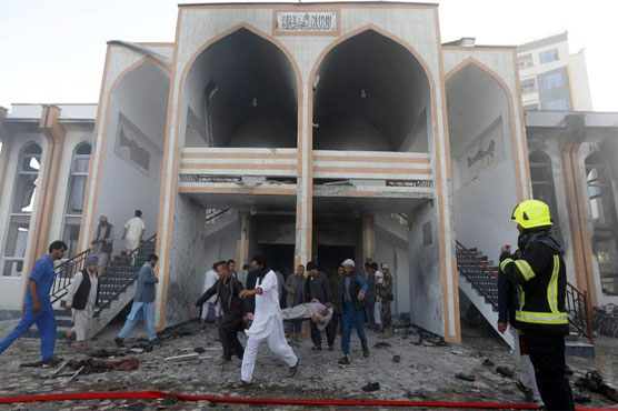 Death toll rises — Afghan mosque attack
