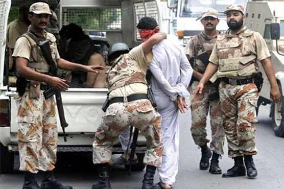 Rangers arrest three alleged target killers of MQM-London