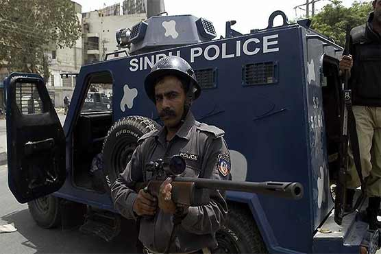 Two suspects killed in firing near Karachi Northern Bypass