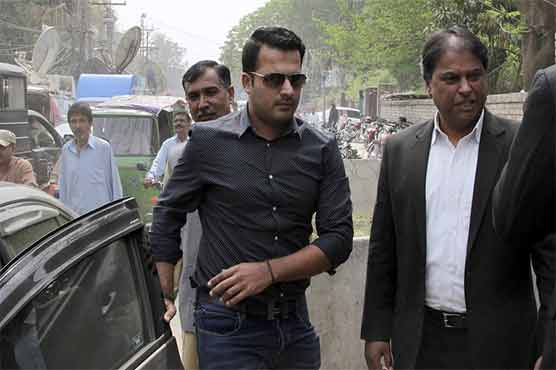 Five-year ban for Pakistan batsman Sharjeel