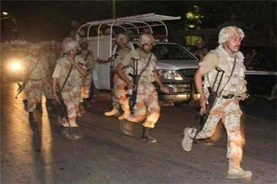 Rangers, police arrest 5 alleged target killers from MQM-London