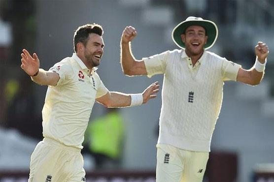 Anderson, Broad England's big hopes under Aussie lights