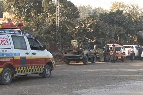 Nine dead, 35 injured as terrorists storm Peshawar Agricultural Training Institute
