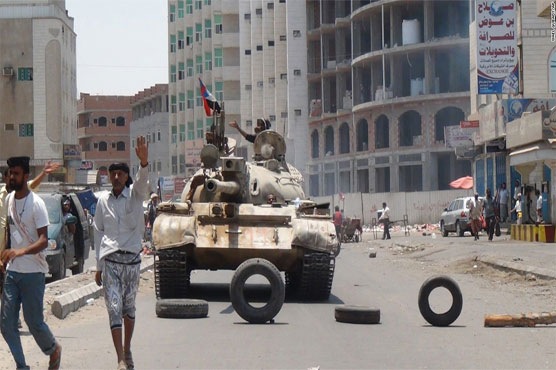 Yemen's feuding rebel factions hold talks after deadly infighting