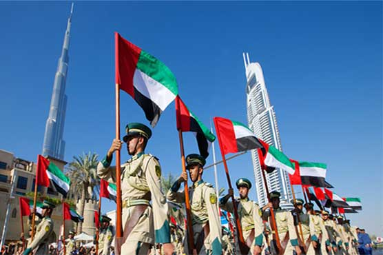 President Khalifa gets National Day messages