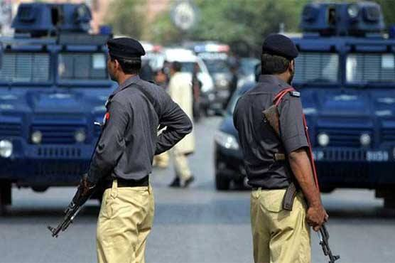 Rangers bust Sindh police officials involved in illegal weapons sale