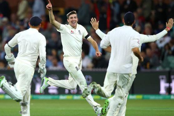 Australia 209/4 after England dismiss Smith