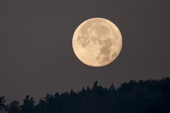 The Met Office has stated that Pakistan is to witness a supermoon not before 2034