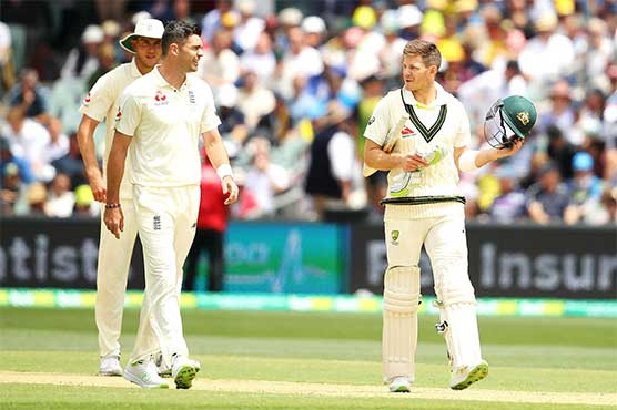 Paine, Marsh push Aussies past 300 in second Ashes Test