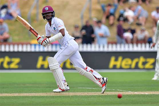 Brathwaite leads West Indies battle for survival