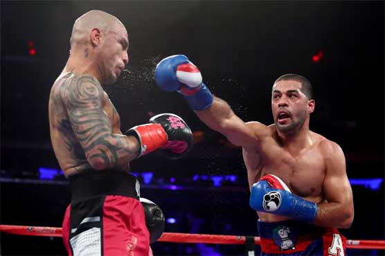 Ali dethrones Cotto, seizes WBO 154lb title