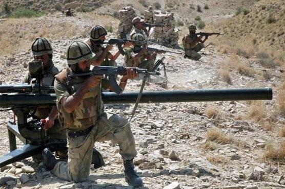 Raddul Fassad: Security forces arrest 11 terrorists in Balochistan