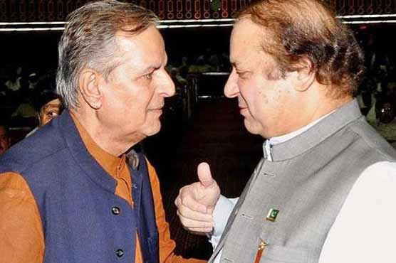 Javed Hashmi decides to rejoin PML-N