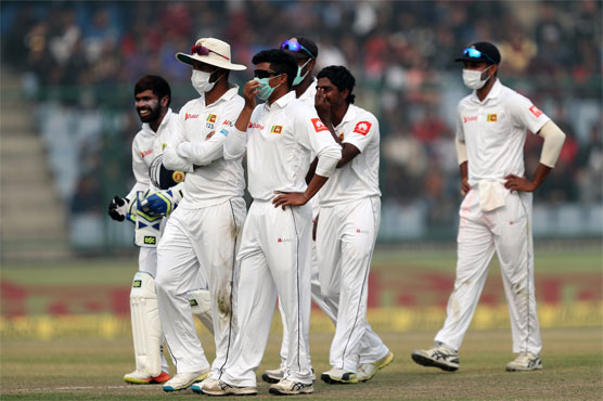 Cricketers vomiting after fielding in smoggy Delhi: Sri Lanka coach