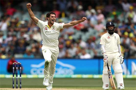 England 227 all out in reply to Australia's 442-8 declared