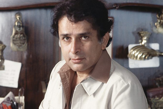 Indian actor Shashi Kapoor dies at 79
