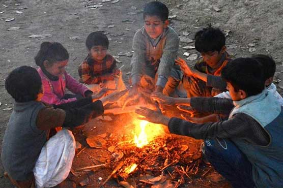 Temperature drops below zero degree Celsius in parts of Balochistan