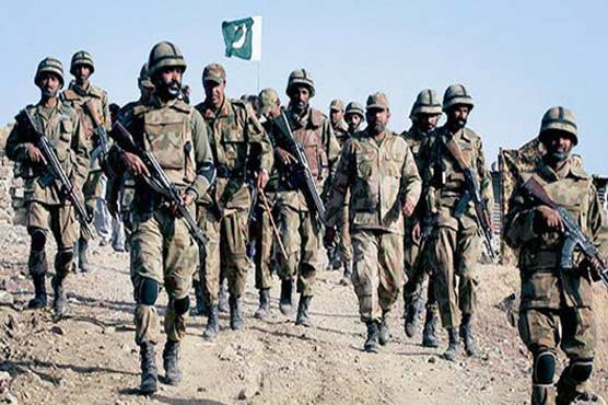 Radd-ul-Fasaad: 21 mines seized from Loralai in search operation