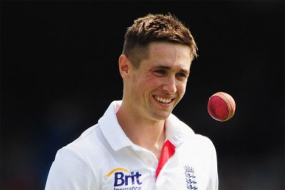 England still in the second Ashes Test, says Woakes