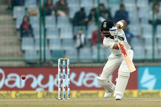 India set Sri Lanka 410 to win pollution-hit Delhi Test